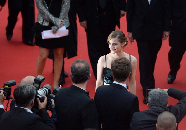 エマ・ワトソン「'The Bling Ring' Premiere - The 66th Annual Cannes Film Festival」:写真・画像(10)[壁紙.com]