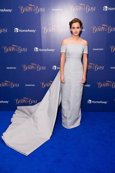 エマ・ワトソン「'Beauty And The Beast' - UK Launch Event At Odeon Leicester Square - Red Carpet Arrivals」:写真・画像(16)[壁紙.com]