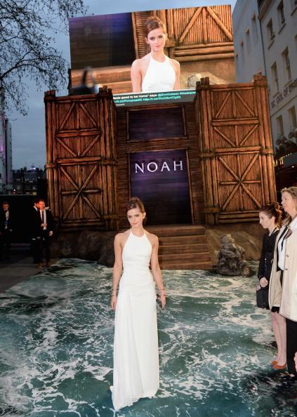 エマ・ワトソン「UK Premiere Of 'Noah'」:写真・画像(0)[壁紙.com]