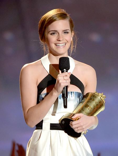エマ・ワトソン「2013 MTV Movie Awards - Show」:写真・画像(14)[壁紙.com]