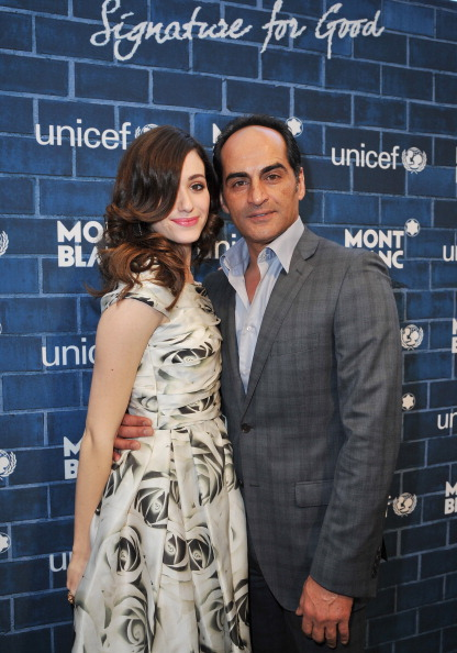 """New「Montblanc And UNICEF Celebrate The Launch Of Their New """"Signature For Good 2013"""" Initiative At A Pre-Oscar Charity Brunch With Special Guest Hilary Swank」:写真・画像(17)[壁紙.com]"""