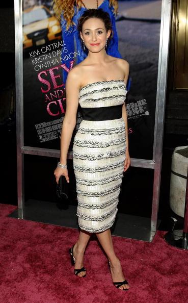 "Pencil Dress「New Line Cinema Premieres ""Sex and the City: The Movie"" - Inside Arrivals」:写真・画像(8)[壁紙.com]"