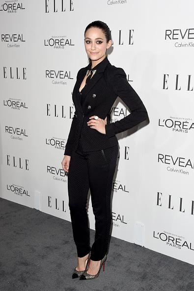カメラ目線「ELLE's 21st Annual Women In Hollywood Celebration - Arrivals」:写真・画像(8)[壁紙.com]