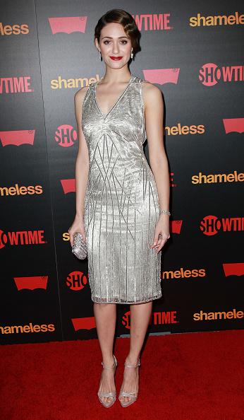 "Silver Shoe「Premiere Reception For Showtime's ""Shameless"" Season 2 - Arrivals」:写真・画像(11)[壁紙.com]"