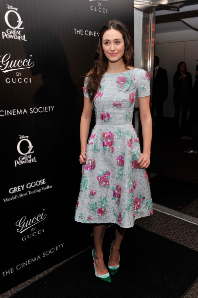 """Floral Pattern「Gucci And The Cinema Society Host A Screening Of """"Oz The Great And Powerful"""" - Inside Arrivals」:写真・画像(6)[壁紙.com]"""