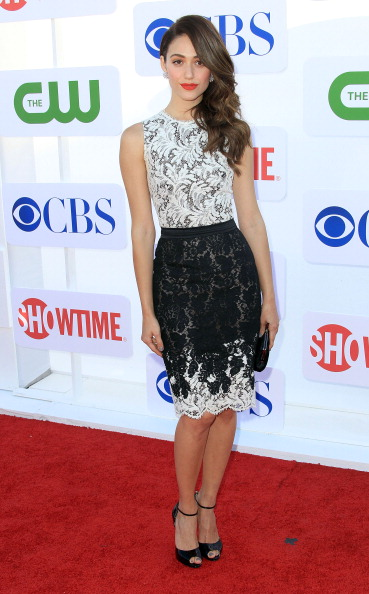Scalloped - Pattern「CW, CBS And Showtime 2012 Summer TCA Party - Arrivals」:写真・画像(12)[壁紙.com]