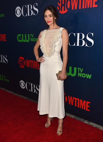 Emmy Rossum「CBS' 2015 Summer TCA Party - Arrivals」:写真・画像(10)[壁紙.com]