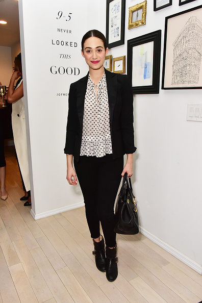 Emmy Rossum「Of Mercer Women Of Substance Underground Supper Club」:写真・画像(17)[壁紙.com]