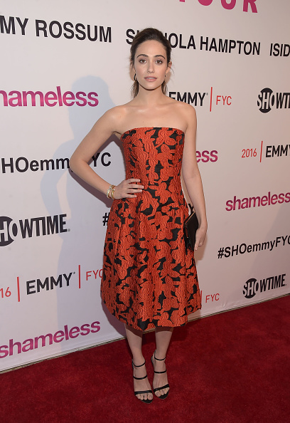 Emmy Rossum「Screening And Panel Discussion With The Women Of Showtime's 'Shameless' - Arrivals」:写真・画像(17)[壁紙.com]