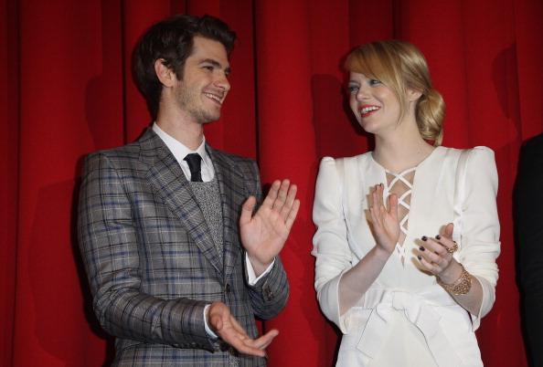 Emma Stone「'The Amazing Spider-Man' Germany Premiere」:写真・画像(1)[壁紙.com]