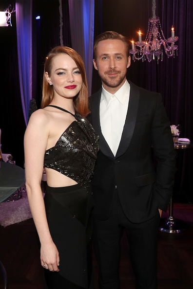 Emma Stone「The 22nd Annual Critics' Choice Awards - Roaming Show」:写真・画像(11)[壁紙.com]