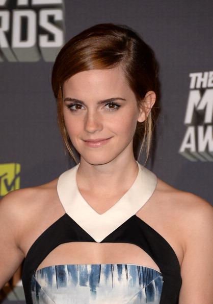 エマ・ワトソン「2013 MTV Movie Awards - Press Room」:写真・画像(16)[壁紙.com]