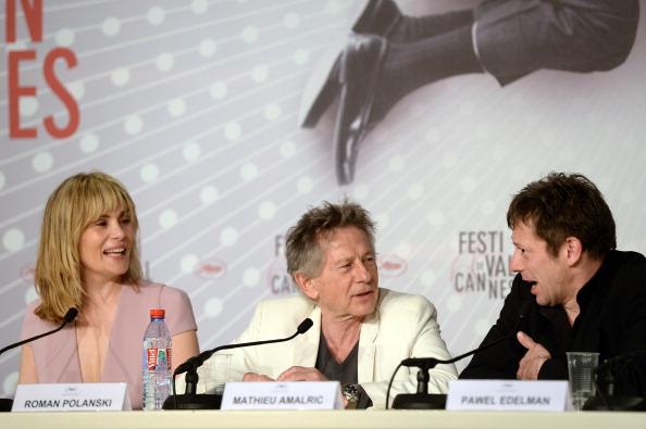 Venus in Fur - 2013 Film「'La Venus A La Fourrure' Press Conference - The 66th Annual Cannes Film Festival」:写真・画像(2)[壁紙.com]