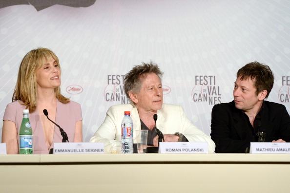 Venus in Fur - 2013 Film「'La Venus A La Fourrure' Press Conference - The 66th Annual Cannes Film Festival」:写真・画像(5)[壁紙.com]