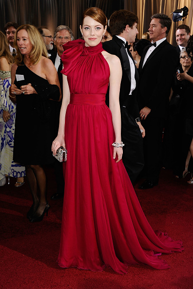 Halter Top「84th Annual Academy Awards - Arrivals」:写真・画像(17)[壁紙.com]