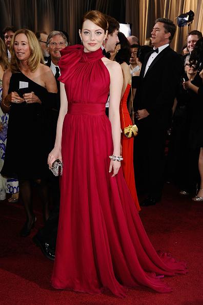 Halter Top「84th Annual Academy Awards - Arrivals」:写真・画像(19)[壁紙.com]