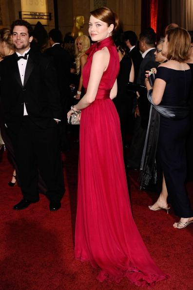 Halter Top「84th Annual Academy Awards - Arrivals」:写真・画像(18)[壁紙.com]