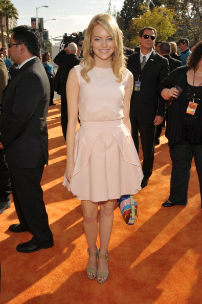 Cream Colored「Nickelodeon's 25th Annual Kids' Choice Awards - Red Carpet」:写真・画像(15)[壁紙.com]