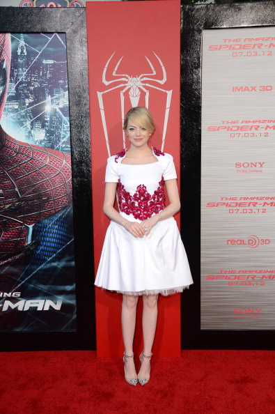 "Silver Shoe「Premiere Of Columbia Pictures' ""The Amazing Spider-Man"" - Arrivals」:写真・画像(15)[壁紙.com]"