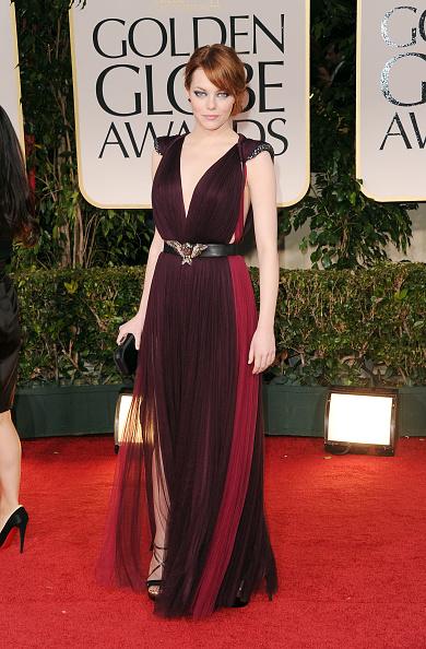 Emma Stone「69th Annual Golden Globe Awards - Arrivals」:写真・画像(9)[壁紙.com]