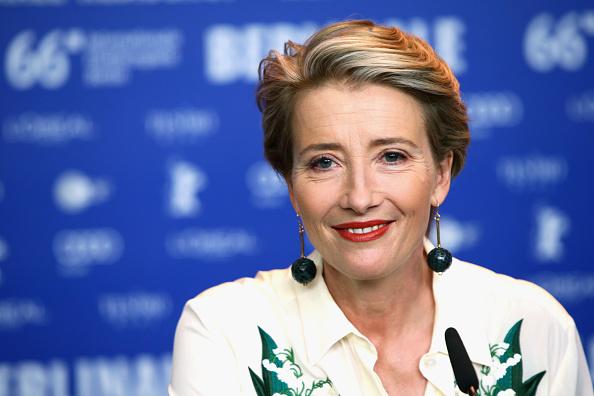 Emma Thompson「'Alone in Berlin' Press Conference - 66th Berlinale International Film Festival」:写真・画像(0)[壁紙.com]
