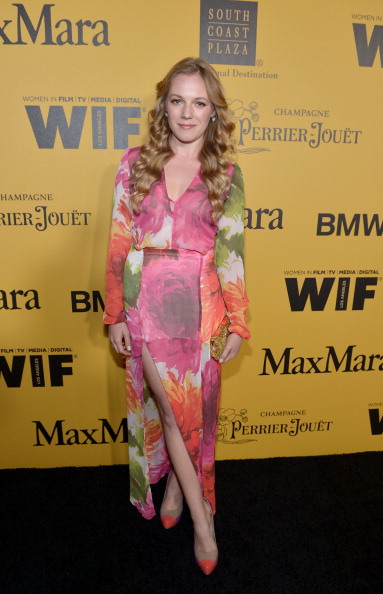 Gray Shoe「Women In Film 2014 Crystal + Lucy Awards Presented By MaxMara, BMW, Perrier-Jouet And South Coast Plaza - Red Carpet」:写真・画像(19)[壁紙.com]