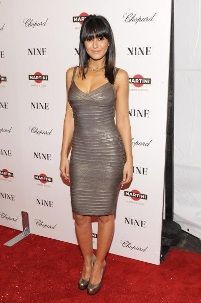 "Pencil Dress「New York Premiere of ""NINE"" - Arrivals」:写真・画像(1)[壁紙.com]"