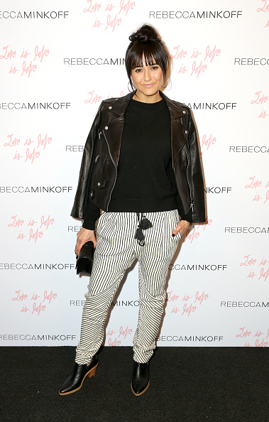"Chunky Heels「Rebecca Minkoff's ""See Now, Buy Now"" Fashion Show in LA」:写真・画像(5)[壁紙.com]"
