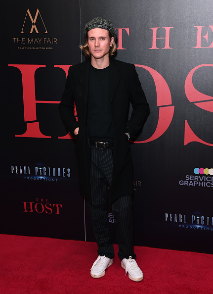 "Beret「""The Host"" UK Premiere - Red Carpet Arrivals」:写真・画像(5)[壁紙.com]"