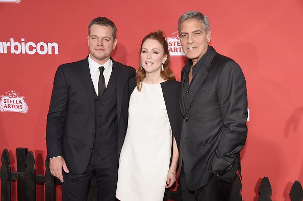マット・デイモン「Premiere Of Paramount Pictures' 'Suburbicon' - Red Carpet」:写真・画像(18)[壁紙.com]