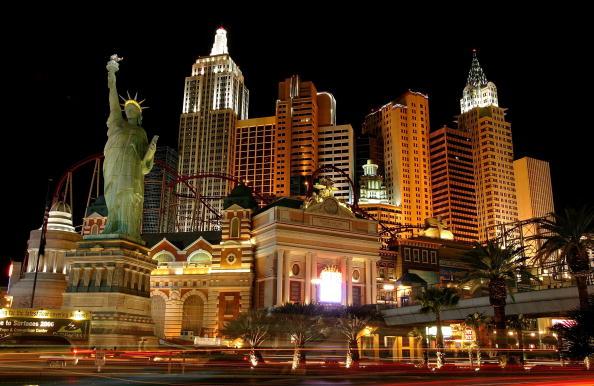 Las Vegas「Las Vegas Strip Exteriors」:写真・画像(2)[壁紙.com]