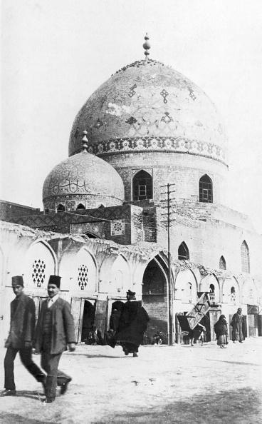 Baghdad「Blue Domes」:写真・画像(1)[壁紙.com]