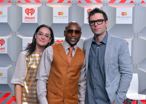 Floyd Mayweather Jr「iHeartRadio Music Festival - Day 2 - Backstage」:写真・画像(18)[壁紙.com]