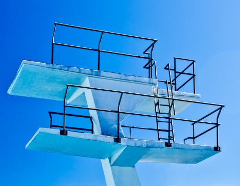 Diving Platform「High-diving board structure」:スマホ壁紙(18)
