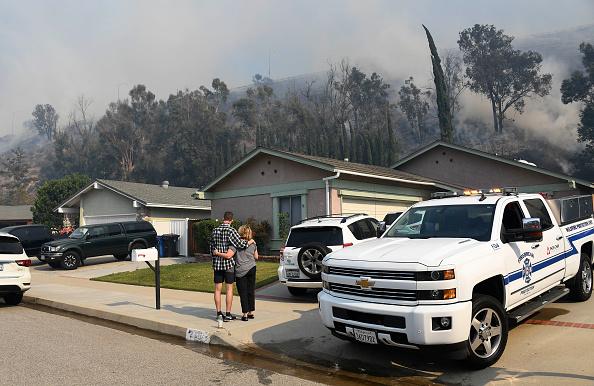 ベストオブ「New Peak Fire Breaks Out In Southern California, Threatening Homes」:写真・画像(19)[壁紙.com]