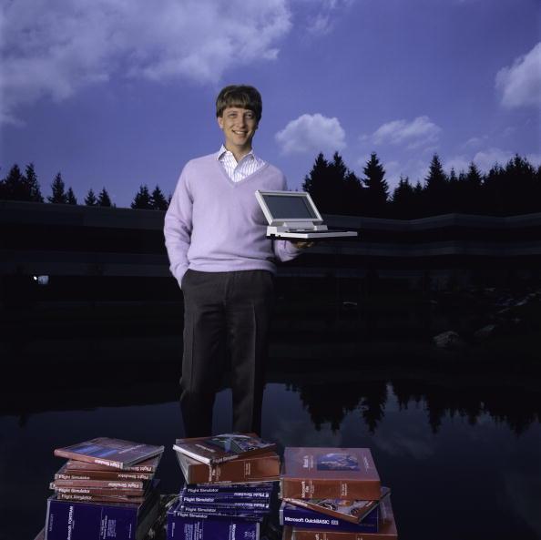 Outdoors「Bill Gates Portrait Session」:写真・画像(19)[壁紙.com]