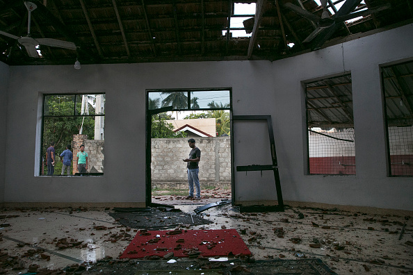 Sri Lanka「Anti-Muslim Riots In Sri Lanka After Easter Terror Attacks」:写真・画像(10)[壁紙.com]