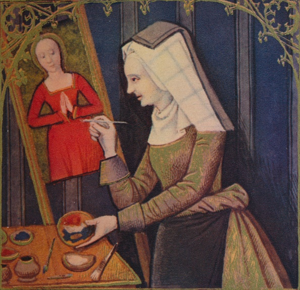 Creativity「Thamyris - Reine De Scythie 1403 (1939)」:写真・画像(14)[壁紙.com]