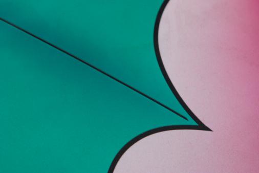 Cartoon「Abstract shapes」:スマホ壁紙(6)