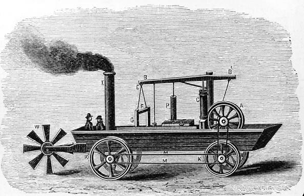 Transportation「Oruktor Amphibolos」:写真・画像(1)[壁紙.com]