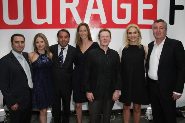 Philippe Petit「The Americas Business Council Opening Dinner to Celebrate the 2010 Courage」:写真・画像(9)[壁紙.com]