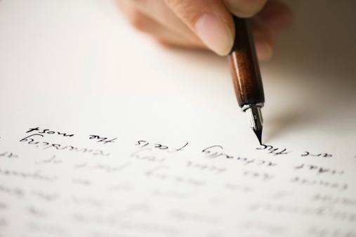 Nostalgic「手紙を書くご友人と」:スマホ壁紙(13)