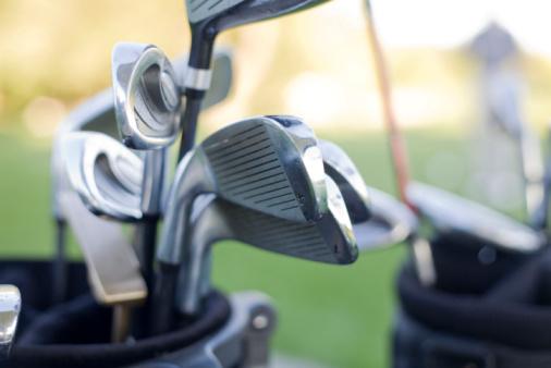 Taking a Shot - Sport「Golf Clubs」:スマホ壁紙(5)