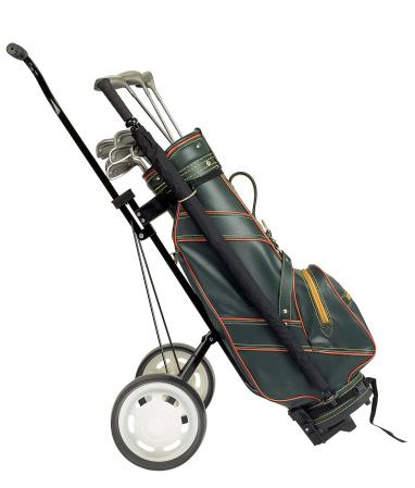 Putting - Golf「golf clubs in a golf bag on a trolley」:スマホ壁紙(7)