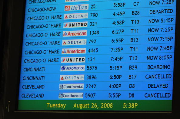 Hartsfield-Jackson Atlanta International Airport「FAA Computer Communication Failure Causes Nationwide Air Delays」:写真・画像(4)[壁紙.com]