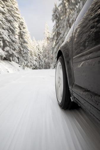 Spinning「Winter Drive Snow.」:スマホ壁紙(10)