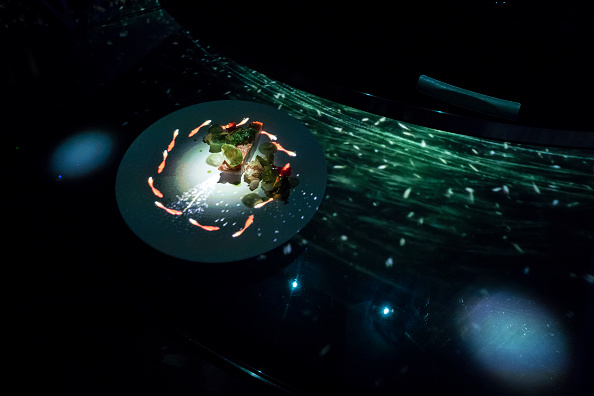 Japan「Dining Inside Tokyo's Virtual Reality Restaurant」:写真・画像(3)[壁紙.com]