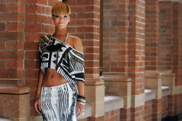 "Photo Call「Rihanna Promotes ""Rated R"" In Sydney - Photo Call」:写真・画像(9)[壁紙.com]"