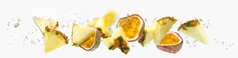 Passion Fruit「Passion Fruit and Pineapple」:スマホ壁紙(6)