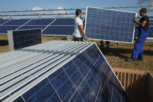 Solar Energy「Germany Invests Heavily In Solar Energy」:写真・画像(16)[壁紙.com]